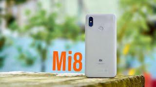 Xiaomi Mi8 Full In-Depth Review in Bangla (Great camera)    #GIVEAWAY