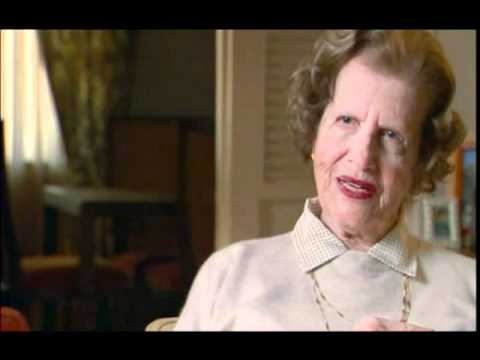 Ms. Maria Altmann Talking About The Gold Portrait by Gustav Klimt