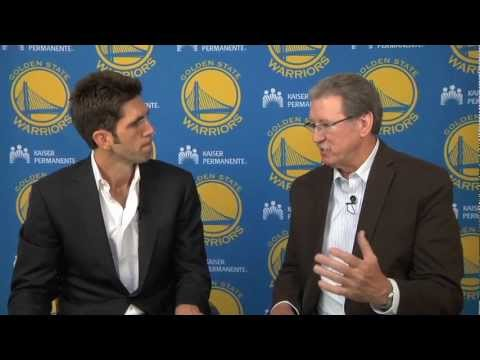 Draft Talk With General Manager Bob Myers
