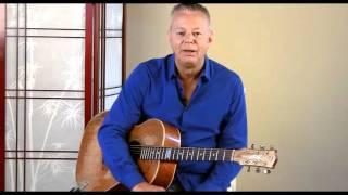 Tommy Emmanuel Guitar Lesson - #2 Borsalino Introduction - Certified Gems