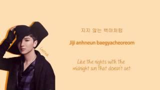 Super Junior - Hit Me Up lyrics (Hangul/Romanization/English)