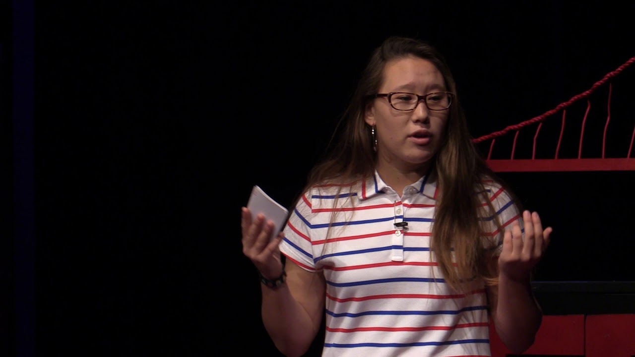 All American Immigrant | Claire Dworsky | TEDxYouth@SHC