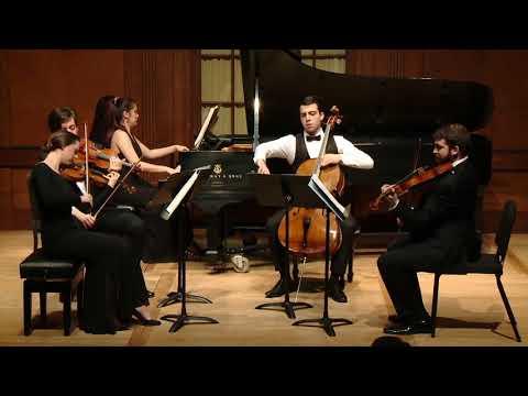 BRAHMS Quintet in F minor, Op. 34