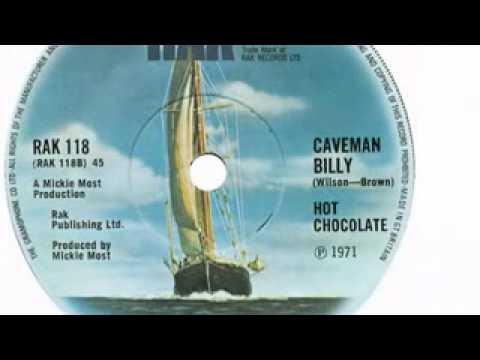 Hot Chocolate - Caveman Billy