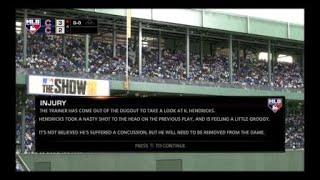 Ended Kyle Hendricks baseball career