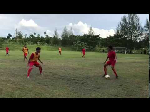 Aceh United Training