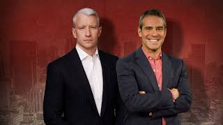 Andy Cohen replacing Kathy Griffin on CNN's New Year's Eve