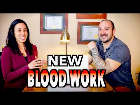 MY BLOOD WORK AFTER 5 YEARS ON TRT (feat. Dr. Erica Zelfand) | Testosterone Replacement Therapy