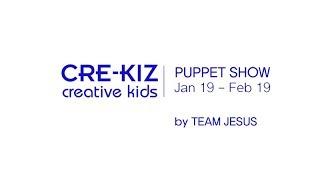 빛과소금교회 CRE-KIZ Puppet Project