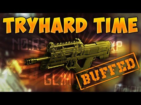 BO3 Search and Destroy Tryhard Time - Buffed Vesper