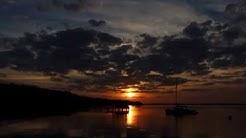 Jacksonville Florida, Sunset Time Lapse