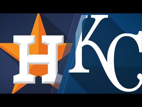 Bregman, Stassi power Houston to a 10-2 win: 6/16/18