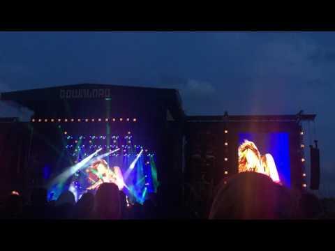 Aerosmith - Sweet Emotion (Download Festival 2017)