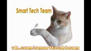 Кот играет с курсором мыши(http://vk.com/smarttechteam Удаленная компьютерная помощь через Teamviewer. Компьютерная помощь онлайн, техподдержка. Настр..., 2014-11-04T23:35:18.000Z)