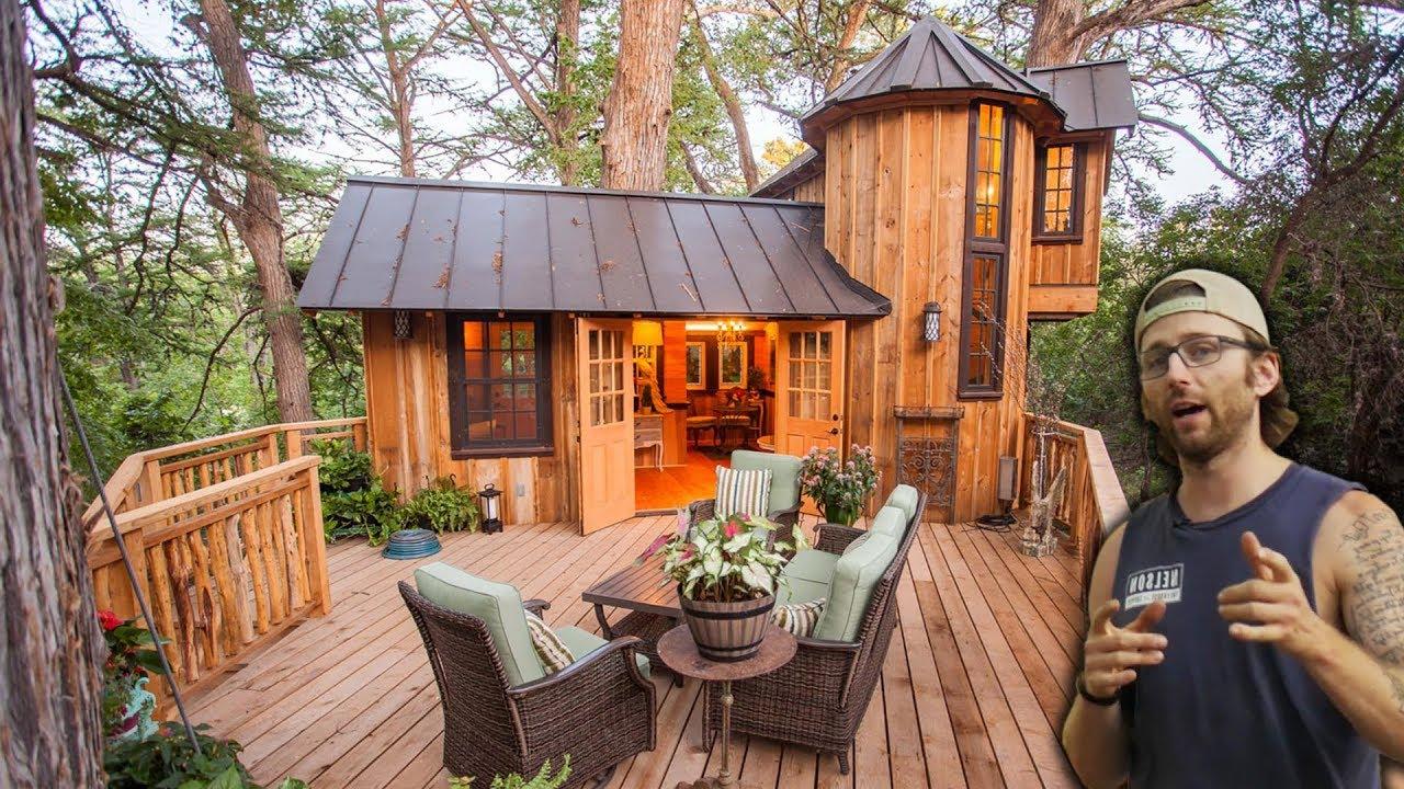 Treehouse Utopia Webisode 2