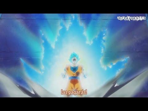 Goku Se Enfada Con Black Goku Por La Muerte de Milk Y Goten (Sub Español HD 1080p)