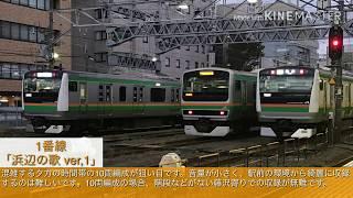 辻堂駅発車メロディー