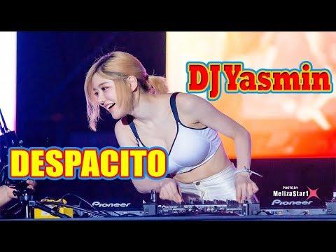DJ YASMIN DESPACITO REMIX BassBeat Bassnya Mantap Gila