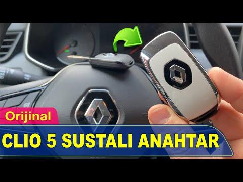 Renault Clio 5 Anahtar Yapımı | Yedek Kopyalama - Oto Anahtarcı İstanbul