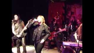 FIREWIND - Destination Forever, Masquerade, Atlanta w. Kelly Sundown Carpenter