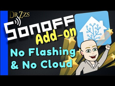 Sonoffs can work with Home Assistant without changing the Firmware!