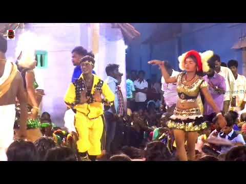 Beautiful  Temple festivities Super music and dance -karakattam Video Tamil Nadu Jan 2018  HD