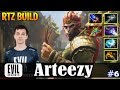 Arteezy Monkey King Safelane Rtz Build Dota 2 Pro Mmr Gameplay 6 Gantangan(.mp3 .mp4) Mp3 - Mp4 Download