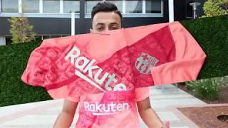 Barcelona third soccer jersey - nike fc 2018/19 3rd football shirt