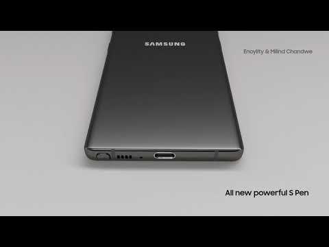 Samsung Galaxy Note20 : Concept | Enoylity Technology Original Concept