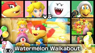 Super Mario Party Pom Pom Gameplay #22