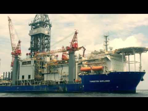 Moho Nord : Tungsten explo