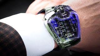 8 INSANE WATCHES THAT WILL BLOW YOUR MIND