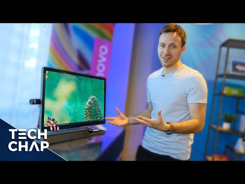 Lenovo Yoga A940 All-in-One - Better than the Surface Studio? | The Tech Chap
