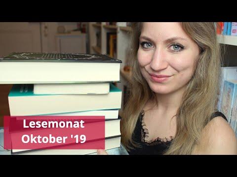 ✨Lesemonat Oktober: Gelesene Bücher + mein Jahreshighlight!