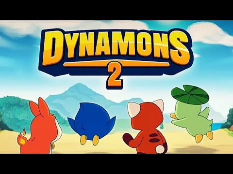 Dynamons 2 - Android Gameplay HD
