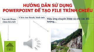 Hướng Dẫn Sử Dụng PowerPoint Căn Bản | Pistol channel