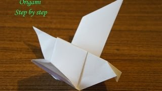 Origami For Beginners Pigeon