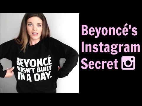Beyoncé Instagram Video App