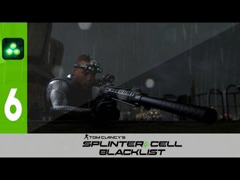 Splinter Cell: Blacklist - Ep 6 - SNIPERS ! - Playthrough FR ᴴᴰ