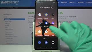 How to Switch On Easy Mode in Realme GT 5G - Enable Simple Mode