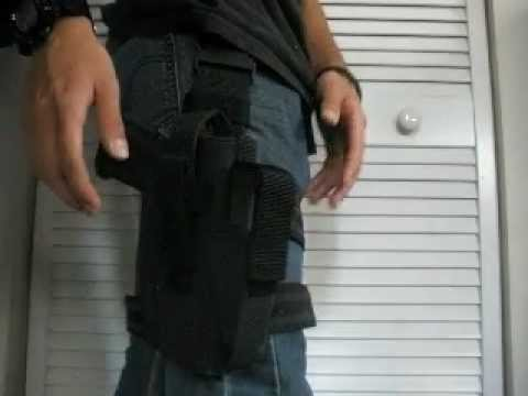 Milspex Fast Draw Thigh Mount Holster (AIRSOFT)
