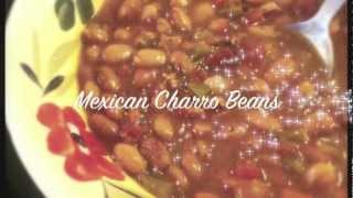 How To Make: Mexican Charro Beans - Healthy Cooking