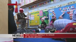 Read Across America day to honor Dr. Seuss' birthday