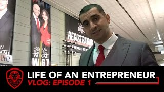 Work Hard, Play Hard! - Life of An Entrepreneur VLOG- Episode 1
