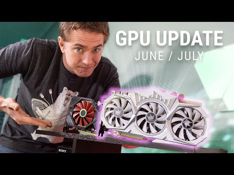 GPU Prices Are Actually Coming Down! - GPU Market Review