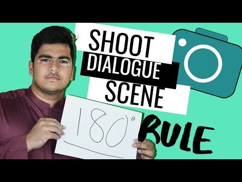 180 Degree Rule In Film | How To Shoot Dialogue Scene