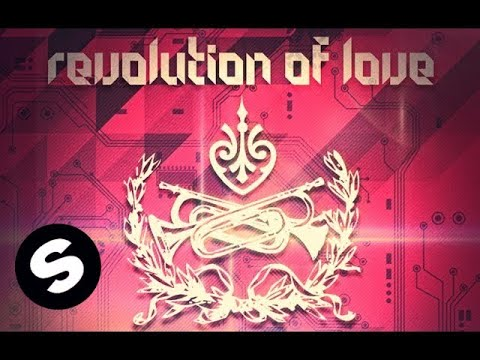 Shermanology - Revolution Of Love (Original Mix)