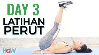 Download lagu Cara Menurunkan Berat Badan Dalam 7 Hari dengan Latihan Full Body Workout | Day 3 Latihan Perut