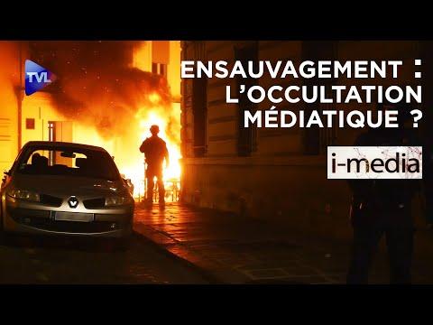I-Média n°311 – Ensauvagement général : l'occultation médiatique ?