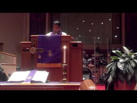 Rev. Dr. Rosalyn Nichols, Guest Pastor for Women